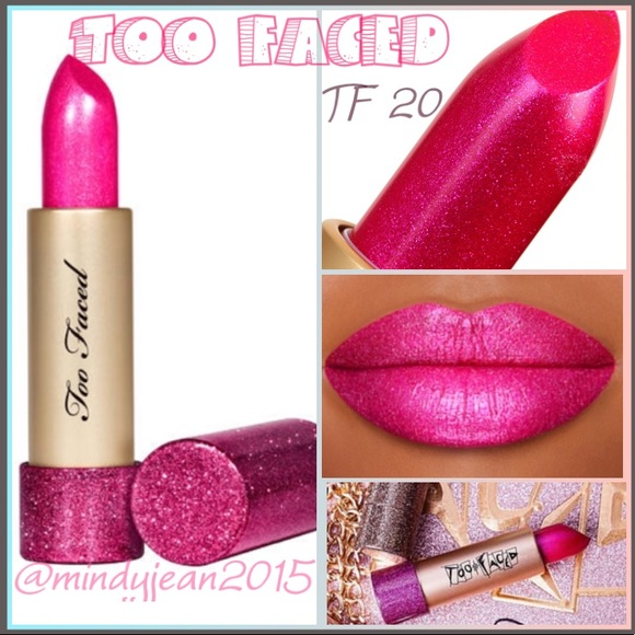 Too Faced Other - TOO FACED METALLIC SPARKLE LIPSTICK💕TF 20